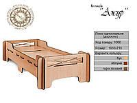 Кровать односпальная (1910x710мм.)