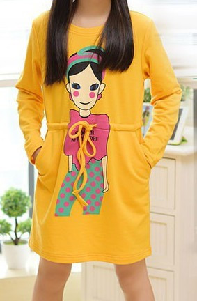 Детское платье Зои