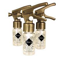 KLERAL SYSTEM Semi Di Lino Gold Filler Hair Botox Ботокс для волос 10 мл