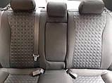 Авточехлы на Nissan Tiida 2004-2010 hatchback, авточехлы на Ниссан Тиида, фото 9