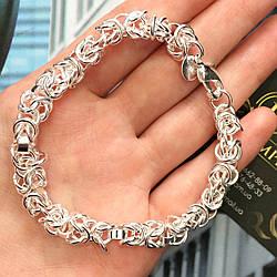 "Браслет ""Динар"" покриття сріблом 925 проби."