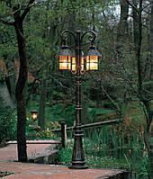 Декоративный светильник для сада