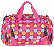 Жіноча сумка для фітнесу Paso 22L, 17-019UH, фото 3