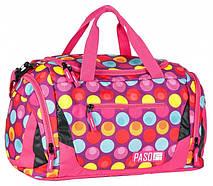 Жіноча сумка для фітнесу Paso 22L, 17-019UH, фото 2