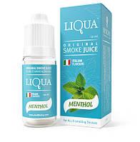 Жидкость для электронных сигарет Liqua menthol