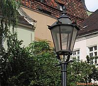 Светонакопительные фонари для сада