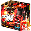 Феєрверк Dragon Fire FC3036-2, кількість пострілів: 36, калібр: 30 мм