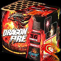 Фейерверк Dragon Fire FC3036-2, количество выстрелов: 36, калибр: 30 мм