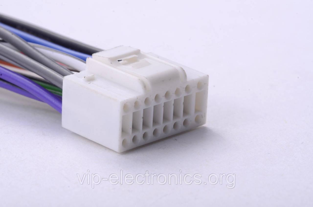 Роз'єм Pioneer KEH-P 7400+ISO
