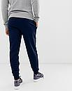 Теплые мужские спортивные штаны The North Face №95 синие ФЛИС (до -25 °С), фото 3