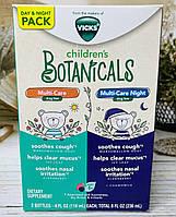 Дитячі сиропи від кашлю та застуди Vicks children's Botanicals, фото 1