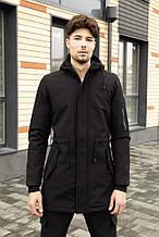 Куртка Intruder Softshell V2.0 чорна