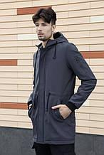 Куртка Intruder Softshell V2.0 сіра