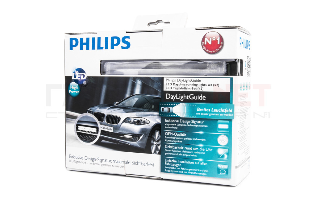 Philips DRL LED DayLightGuide 12825