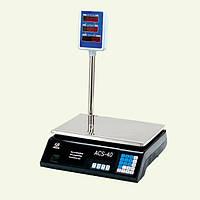 Торговые весы ACS D1 50кг