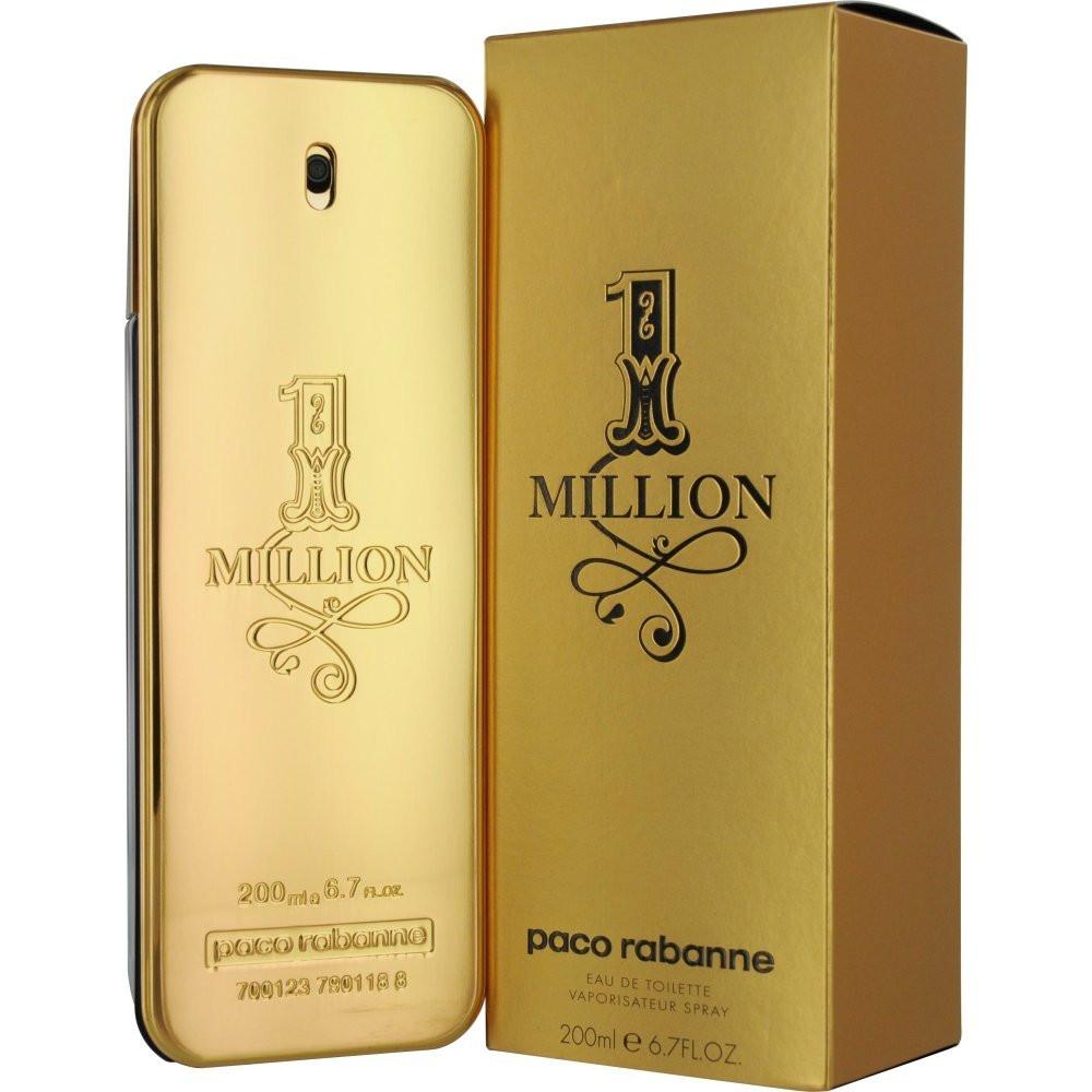 Духи мужские Paco Rabanne 1 Million (Пако Рабан ван миллион)