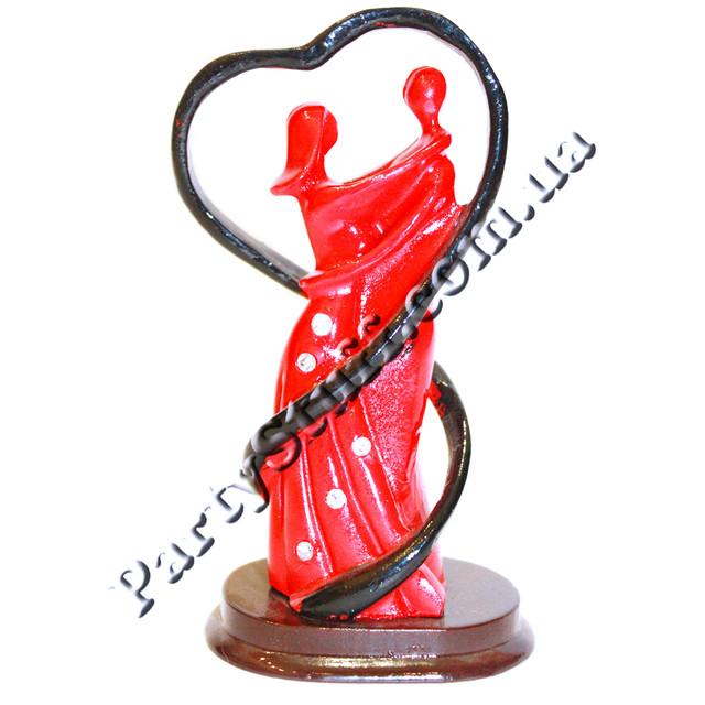 Статуэтка подарочная пара влюбленных в танце