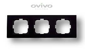 Ovivo GRANO цвет чорный металик
