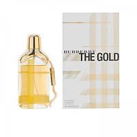 Парфюмированная вода Burberry The Beat Gold 75ml (лицензия)