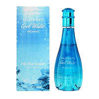 Туалетная вода Davidoff Cool Water Into The Ocean Limited 100ml (лицензия)