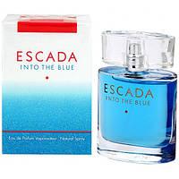 Парфюмированная вода Escada Into The Blue 75ml (лицензия)