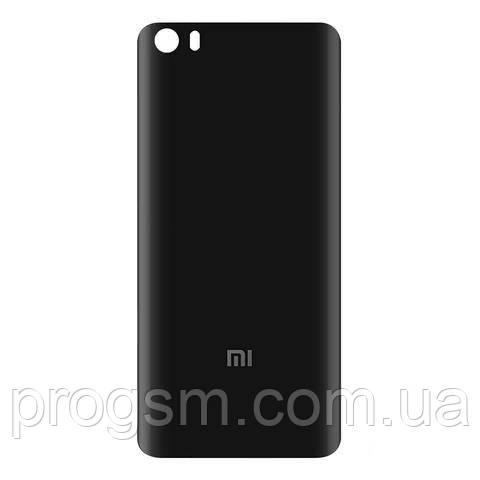 Задняя Часть Корпуса Xiaomi Mi5 Black