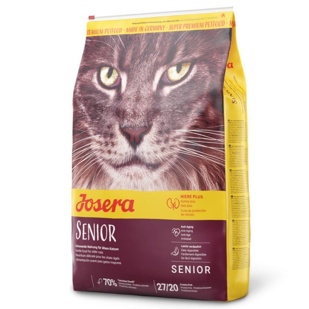 Корм Josera Senior для котів старше 7 років 400 г