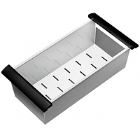 Коландер для кухонной мойки AquaSanita CL-187.360 inox