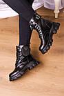 Черевики жіночі Fashion Sondra 2401 37 розмір 23,5 см Чорний, фото 7