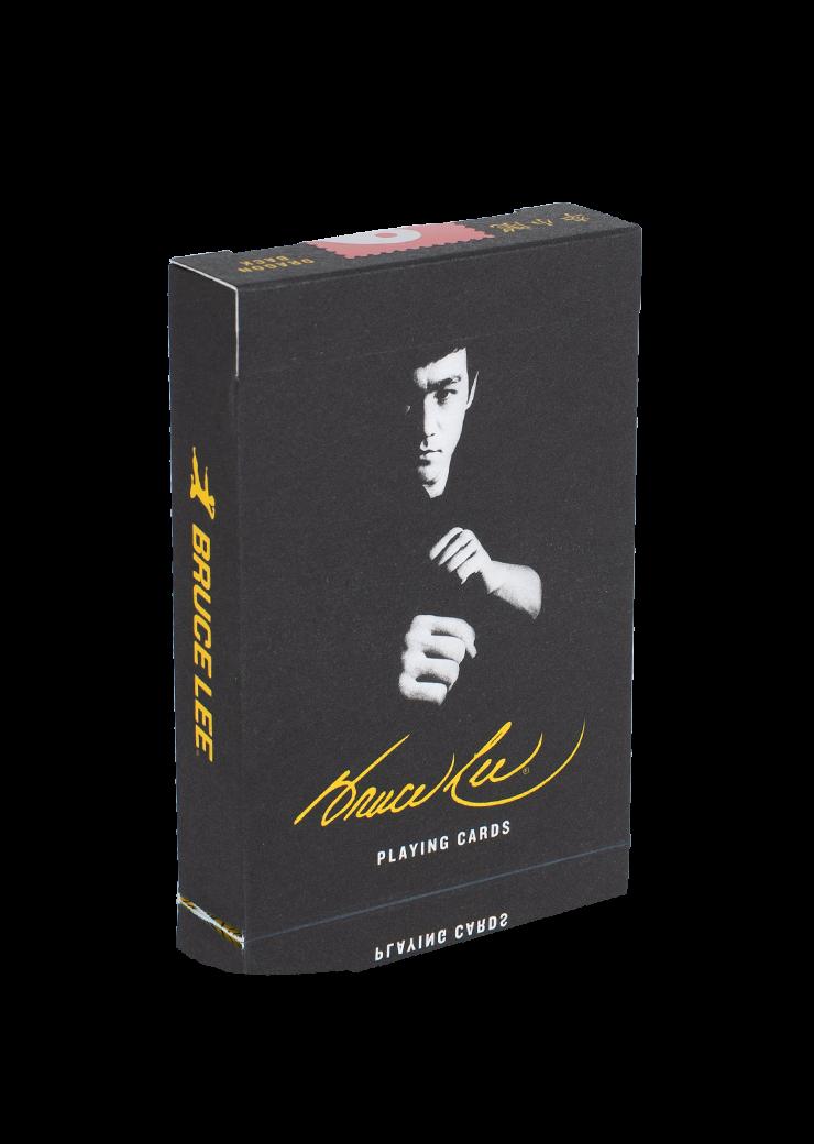 Карти гральні | Bruce Lee Playing Cards