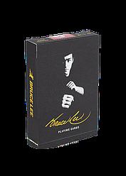 Карты игральные   Bruce Lee Playing Cards