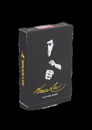 Карти гральні | Bruce Lee Playing Cards, фото 2