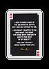 Карти гральні | Bruce Lee Playing Cards, фото 6