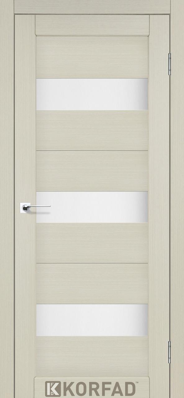 Двери Korfad PR-11 Дуб беленый
