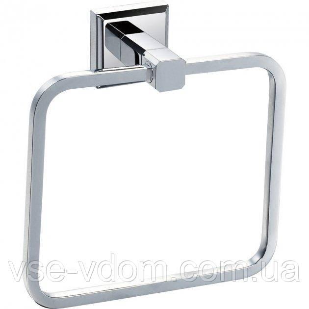 Тримач рушників Perfect Sanitary Appliances квадрат 9913 латунь