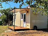 Міні будинок для дачі, фото 2