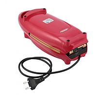 Инновационная электросковорода Red Copper 5 minuts chef PLUS |Электрическая скороварка для вторых блюд.