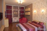 Квартира с дизайнерским ремонтом в элитном доме, 3х-комнатная (64622)