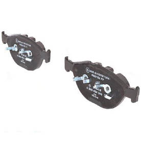 Гальмівні колодки Bosch дискові передні BMW 7(E65)/5(E60) F 04>> 0986494349