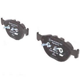 Тормозные колодки Bosch дисковые передние BMW 7(E65)/5(E60)  F  04>> 0986494349