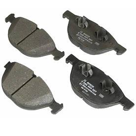 Тормозные колодки Bosch дисковые передние BMW X5 F70 Front 0986494307