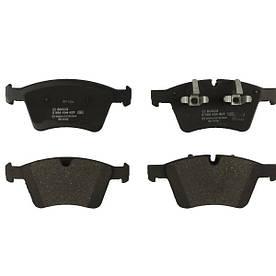 Тормозные колодки Bosch дисковые передние MERCEDES GL/ML(164)  F  06-12 0986494427