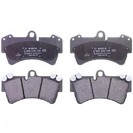 Тормозные колодки Bosch дисковые передние AUDI Q7/PORSCHE Cayenne/VW Touareg -08 0986424739