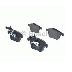 Гальмівні колодки Bosch дискові передні AUDI S4/A6/A4/A8 F >>07 0986494271