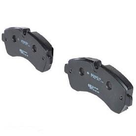 Гальмівні колодки Bosch дискові передні MB/VW Sprinter 4,5/Crafter 30-50 06 0986494194