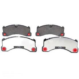 Гальмівні колодки Bosch дискові передні VW Touareg 06-10 0986494206