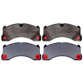 Тормозные колодки Bosch дисковые передние VW/ PORSCHE Touareg/Cayenne F 3,0-4,2 0986494757