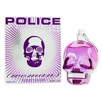 Парфюмированная вода Police to Be Woman 125ml (лицензия)