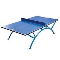 Столи і сітки для настільного тенісу