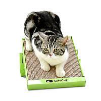 Когтеточка, Дряпки - лежанка з картону для кішок Avko ACS012